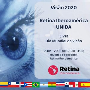 imagen del cartel día mundial de la visión