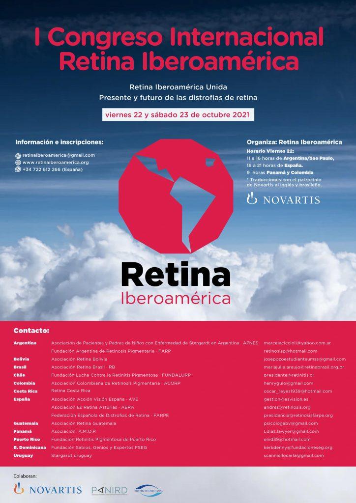 cartel congreso retinaiberoamerica